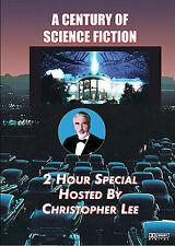A Century of Science Fiction  DVD Ray Bradbury, Yul Brynner, Kevin Costner, Char
