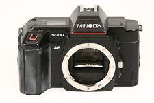 Minolta 5000 AF, KB-AF-SLR chassis con Minolta AF baionetta #13134532