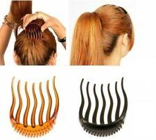 Ponytail Inserts Hair Clip Bun Maker Bouffant Volume Wedding Hair Comb Styling