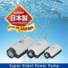 Aquarium Air Pump QUIET Very Low Noise Japan High Pressure Japanese Quality