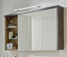 spiegelschrank mit beleuchtung holz, große (mehr als 60 cm) badezimmer-spiegel aus holz günstig kaufen | ebay, Innenarchitektur