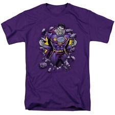 Superman Bizzarro Breakthrough DC Comics Adult Shirt S-3XL