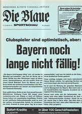 BL 80/81  FC Bayern München - 1. FC Nürnberg