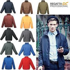 Regatta Professional Men's Dover Jacket TRW297 - Waterproof Warm Polyester Coat