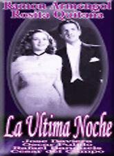 La Ultima Noche (DVD, 2004) Rosita Quintana