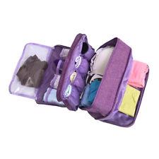 Bra Underware Drawer Organizers Travel Storage Divider Boxes Bag Socks Cloth