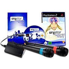 Playstation 2 - PS2 Spiel SINGSTAR APRES SKI PARTY in OVP mit Anl. MIT MICROS