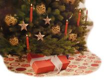 Christbaumdecke Weihnachtsbaumdecke Baumdecke Decke Weihnachten 100 % Baumwolle