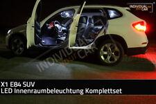 LED Innenraumbeleuchtung SET für BMW X1 E84 - Cool-White