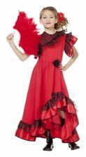 WIL - Kinder Kostüm Spanierin Flamenco Karneval Fasching