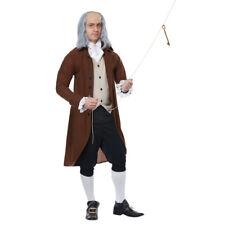 Mens Colonial Man Benjamin Franklin Costume