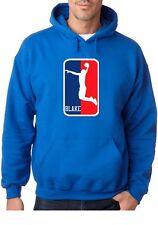"Blake Griffin Los Angeles Clippers ""NBA LOGO"" jersey HOODED SWEATSHIRT"