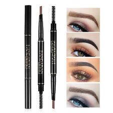 Waterproof Eye Brow Eyeliner Eyebrow Pen Pencil with Brush Automatic Rotation