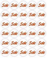 Sale Stickers Retail Store FLEA MARKET Boutique SWAP MEET MADE IN USA #D70