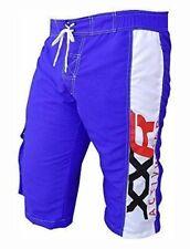 Xxr Dri-Shorts de natación Pantalones Cortos Casual Ropa de playa de verano natación tronco de Surf