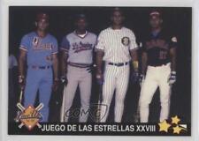 1994 1994-95 Line Up Venezuelan Winter League #289 Juego de las Estrellas XXVIII