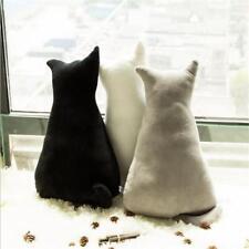 Cute Cat Shadow Plush Toy Sofa Pillow Seat Cushion Kids Sleeping Accompany Gift