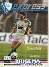 BL 91/92 VfL Bochum - Dynamo Dresden