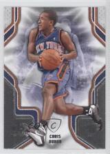 2009-10 SP Game Used #20 Chris Duhon New York Knicks Basketball Card