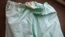 "Para hombres pantalones color verde Hospital NHS Etc Scrubs medio, cintura 32"" - 34"", pierna regular"
