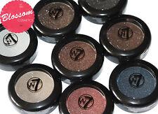 W7 SUPER COLOUR High Pigment Shadow - Single eyeshadow - All Shades FREE P&P