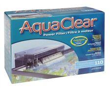 AquaClear 110 Power Filter Aquarium  500 GPH  HAGEN #  A620