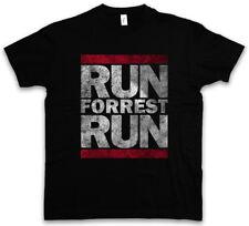 RUN FORREST RUN T-SHIRT Run Fun Shirt DMC Lauf Forrest Lauf Gump Movie Quote
