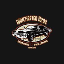 supernatural - Winchester. bros T-Shirt!!!!