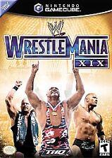 WWE Wrestlemania XIX (Nintendo GameCube, 2003)