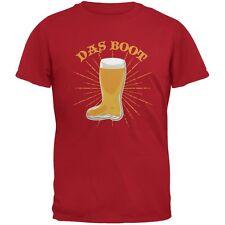Oktoberfest Das Boot Red Adult T-Shirt
