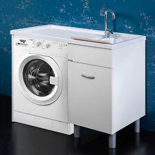 Meuble Machine A Laver Dans Meubles De Salle De Bain Ebay
