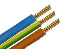 6491X Multi Core Cable Conduit Wire Brown Blue GreenYellow Earth H07R-V BASEC