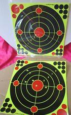 """Splatter Target 12"""" 300mm  Shoot rifle pistol reactive air cheap targets N C 12"""