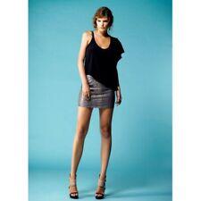 BLESSED ARE THE MEEK - Lucky Star Skirt (PB50767 - Metallic Snake) *BNWT*