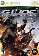GI Joe The Rise of Cobra - Xbox 360 - COMPLETE CIB