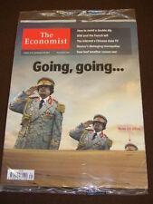 THE ECONOMIST (BNIP) - GOING, GOING...GADAFFI - Aug 27 2011