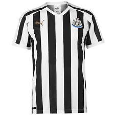 Newcastle United FC Junior Home Short Sleeve Replica T-Shirt
