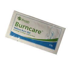 burncare emergenza primo aiuto Burn Care SCOTTATURE Raffreddamento Lenitivo Gel