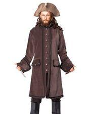 Pirate Calico Jack Coat