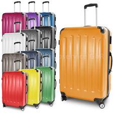 """Hartschale Reisetrolley Größe """"XL"""" Koffer Gepäcktasche - Koffer Modell """"STRIPES"""""""
