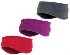Fleece Headband - 100% polyester fleece Ideal for Sporting Activities!