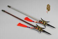 1/6 1:6 sword weapon LU BU halberd 方天画戟 Three kingdoms total war toy