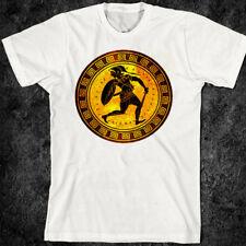 Greek Spartan T-Shirt Greco Roman Gladiator Spartacus 300 Conan War new Tee