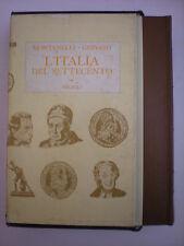 STORIA-MONTANELLI-GERVASO:L'ITALIA DEL SETTECENTO (1700-1789)