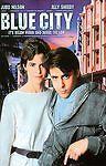 BLUE CITY rare Thriller dvd DAVID CARUSO Judd Nelson ALLY SHEEDY 1986 Ln