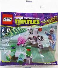 LEGO TMNT - KRAANG LASER TURRET POLYBAG FIGURE + FREE GIFT - FAST - SEALED