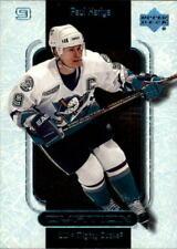 1999-00 Upper Deck Ovation Hockey #1-90 - Your Choice *GOTBASEBALLCARDS