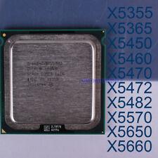 Intel Xeon X5355 X5365 X5450 X5460 X5470 X5472 X5482 LGA/771 Processor