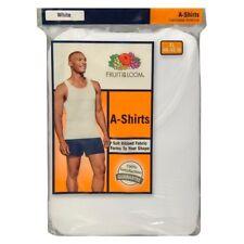 Fruit of the Loom Men's A-shirt White