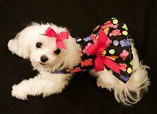 Mediuml - Yummy Gummie Bear Dress -Dog dress clothes- Puppy Apparel -Toy